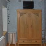 armoire chambre papillon