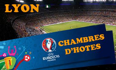 chambre d'hôtes euro 2016 lyon